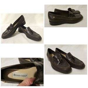 Etienne Aigner Loafers Shoes Women's 6M Brown